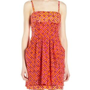 COMING! Nanette Lepore Lotus Blossom Printed Dress